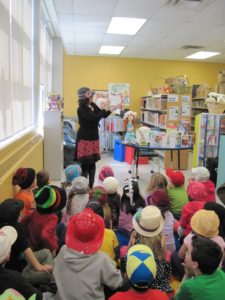 Visite à l'école Patricia Picknell de Oakville