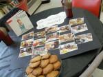 Les élèves de l'école Saint-Thomas m'ont fait de délicieux biscuits!